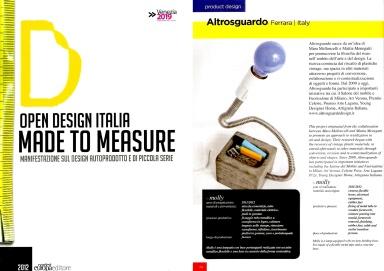 Altrosguardo sul Catalogo di Opendesign 2012