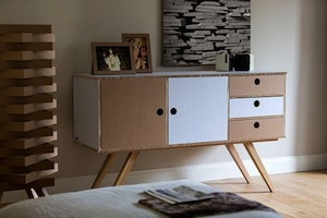 Bettina sideboard designed by Altrosguardo for Gloook
