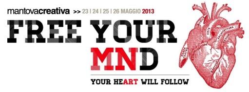 Mantova Creativa 2012 logo