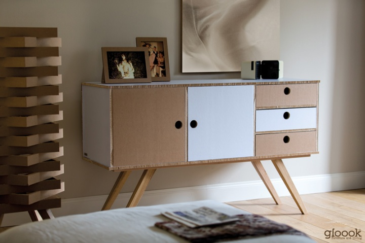 Bettina sideboard, design by Altrosguardo for Gloook®