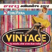 Fiera Forlì VIntage logo