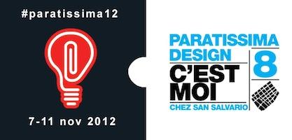 Paratissima 2012 banner