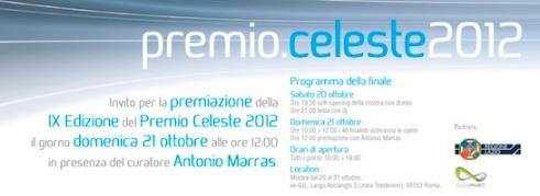 Premio Celeste banner
