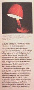 Altrosguardo Qbik magazine Gennaio2010