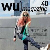 wumagazine settembre 2013 copertina