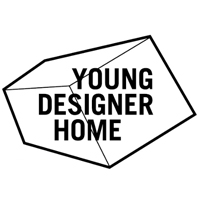 young designer home logo