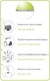 Palle sul design by Altrosguardo