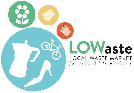 LOWaste Local Waste Market for second life products