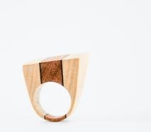 Prisma rings - Mod. PIATTO