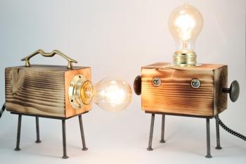 CLEO lamp n.2 & n.3