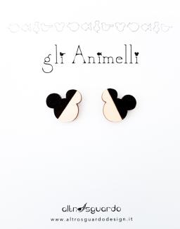 ANIMELLI earrings