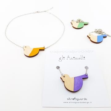 ANIMELLI necklace