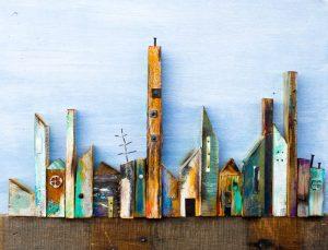 Landscapes sculptures