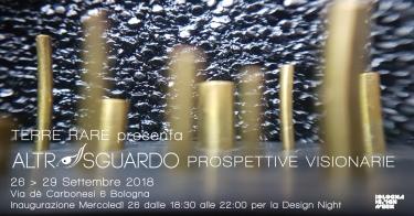 Prospettive Visionarie Terre Rare Bologna Design Week 2018